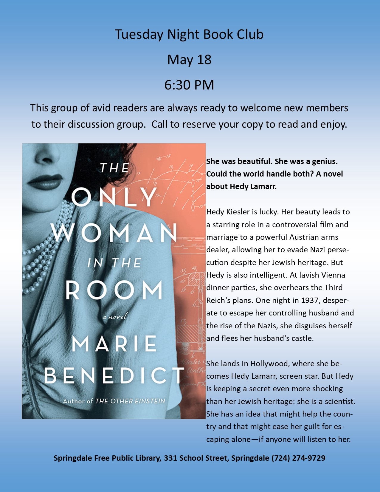 Tuesday Night Book Club
